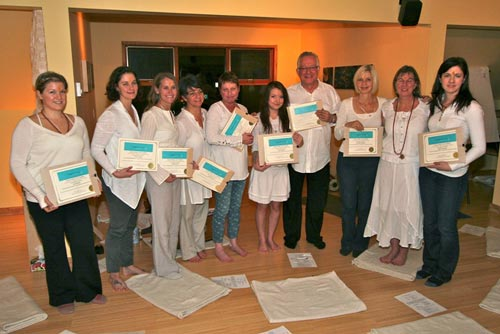 Yoga Teacher Training 2012 Graduates - Yoga By The Sea