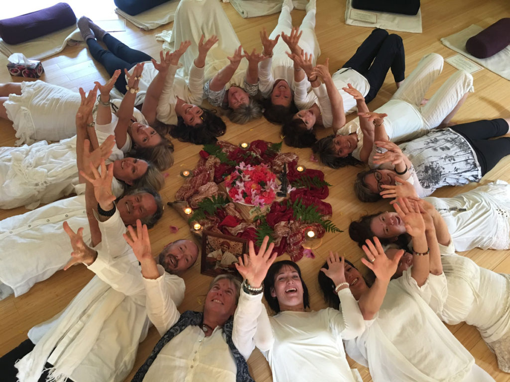 Yoga Nidra Training - Grads 2016 - Yoga By The Sea