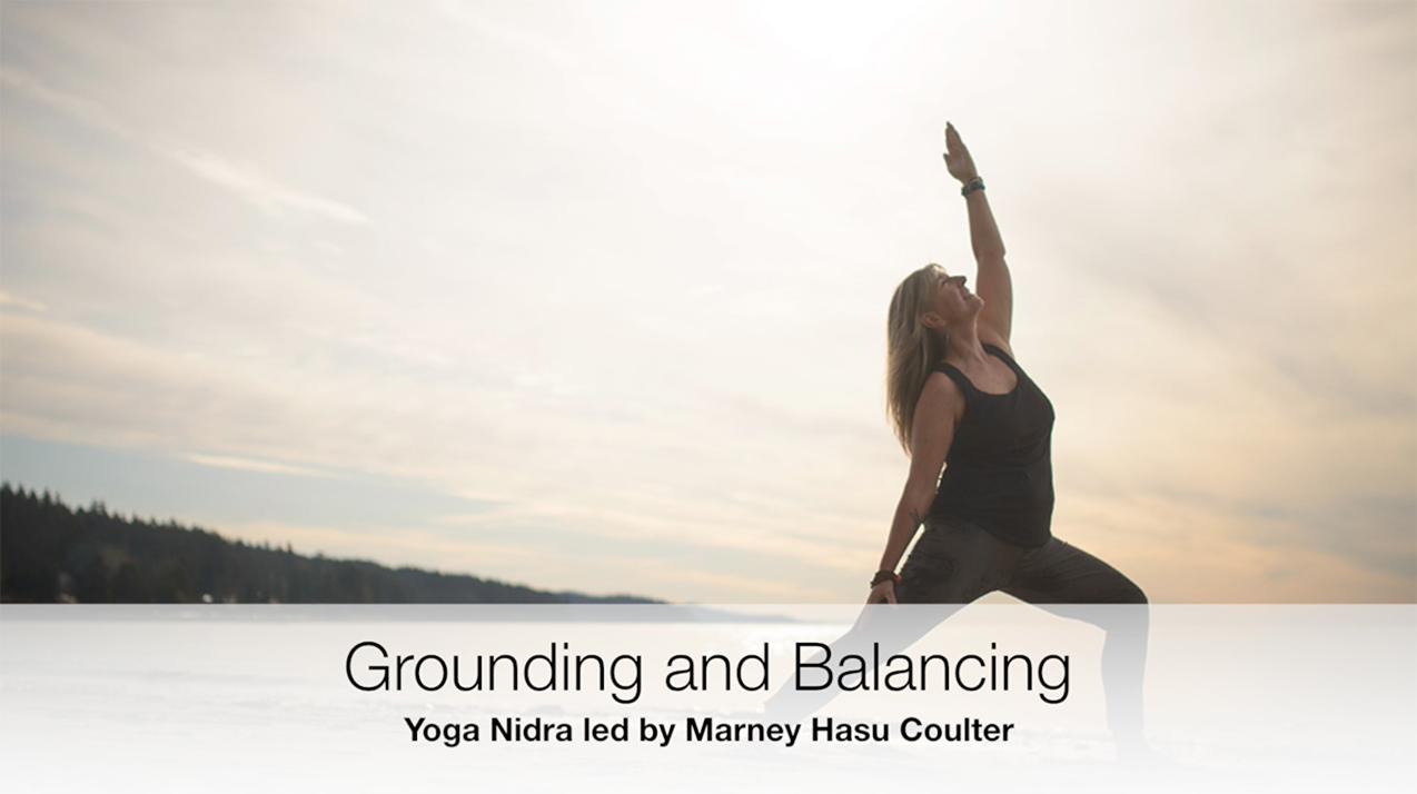 Grounding and Balancing Yoga Nidra | Yoga by the Sea