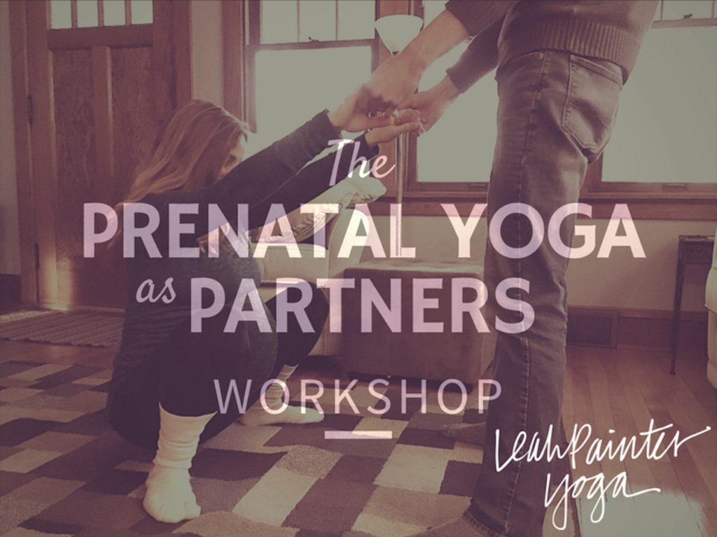 Prenatal Yoga as Partners Workshop | Yoga by the Sea