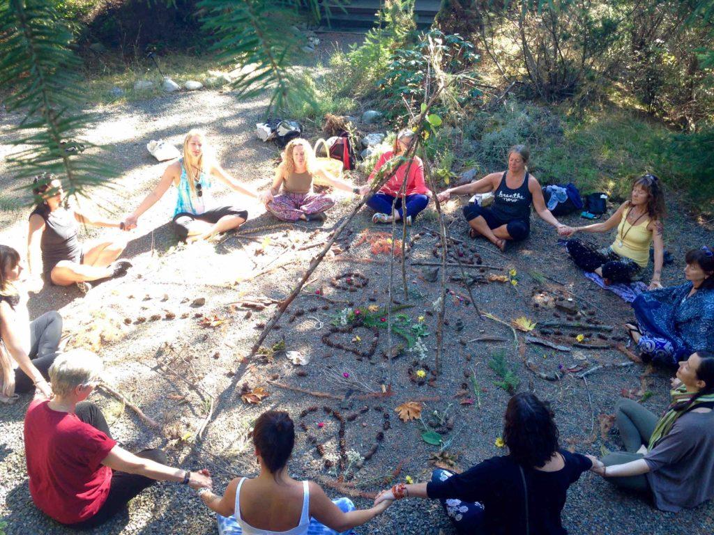 Graduates of Advanced Yoga Teacher Training