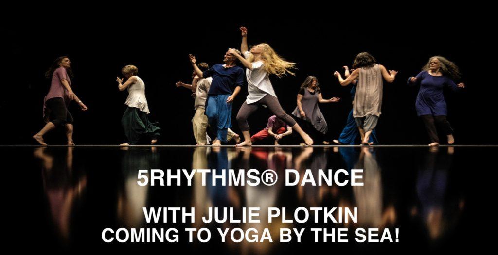 5Rhythms Dance with Julie Plotkin
