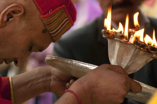 Divine Discoveries A Himalayan Journey Fire Puja