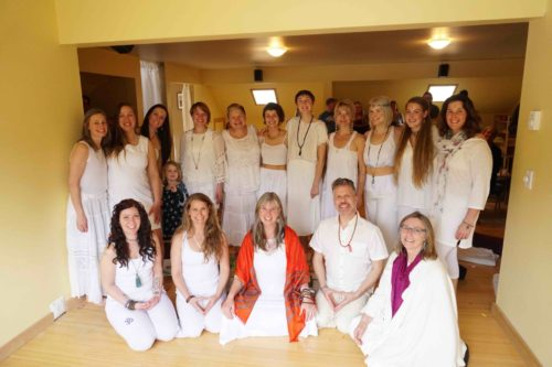 Yoga by the Sea Yoga Teacher Training Graduates 2018