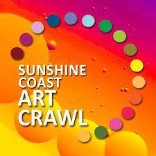 sunshine coast art crawl 2021